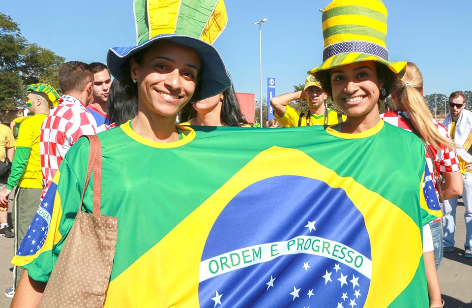 Brazil supporters 07