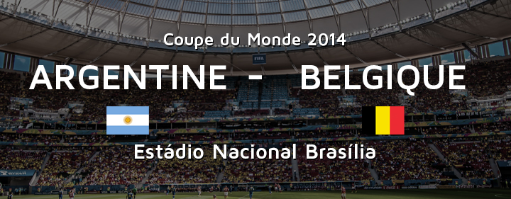 Argentine - Belgique avant match