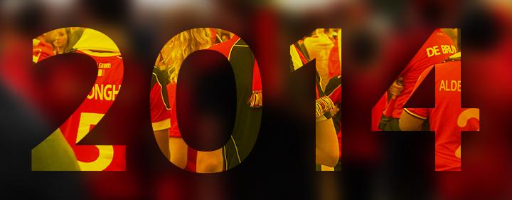 Diables Rouges cuvée 2014